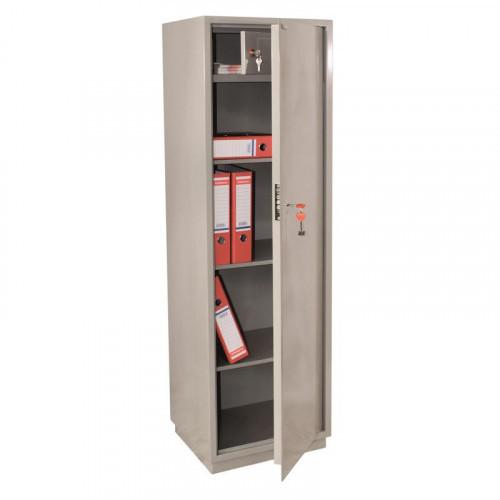 Металлический шкаф для бумаг КБC 031т 470х395х1560 мм трейзер