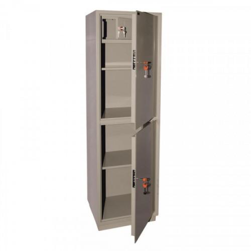 Металлический шкаф для бумаг КБC 032т 470х395х1560 мм трейзер