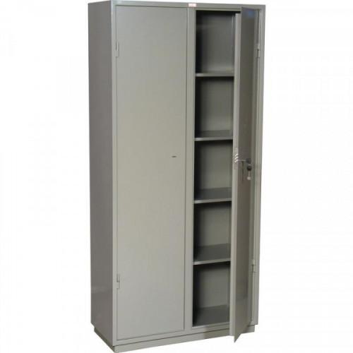 Металлический шкаф бухгалтерский КБC 10 880х390х1850 мм