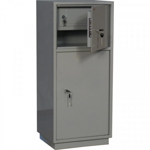 Металлический шкаф для бумаг КБС042т 450х360х960 мм трейзер