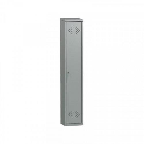 Металлический шкаф для одежды Практик LS-01-40 418x500x1830 мм