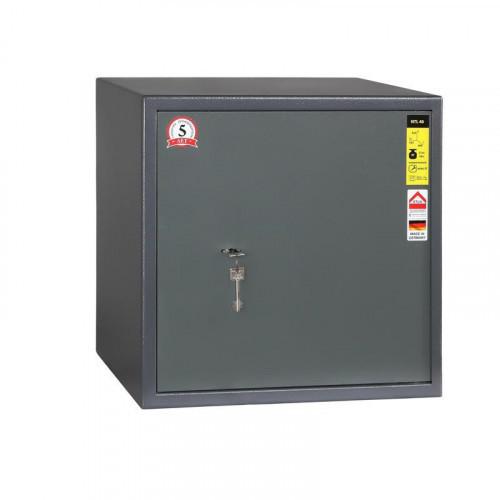 Мебельный сейф SAFETRONICS NTL-40M ключевой замок