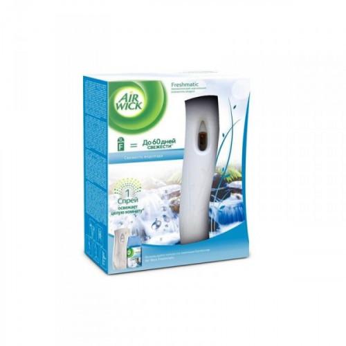 Автоматический освежитель воздуха Air Wick Свежесть Водопада со сменным баллоном 250 мл