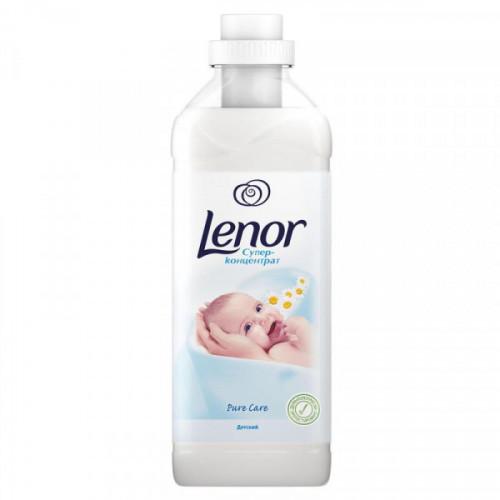 Кондиционер концентрат для белья Ленор детский для чувствительной кожи 1 литр