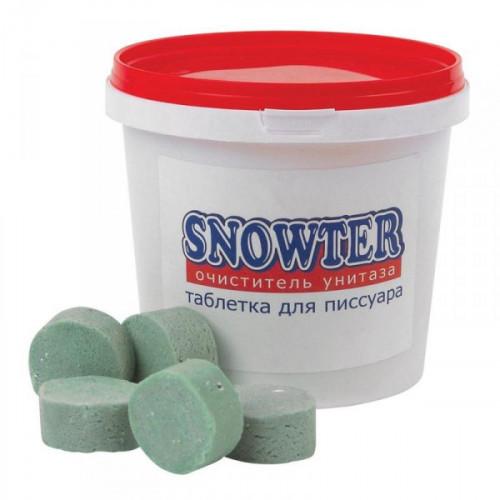 Таблетка для писсуаров SNOWTER 34 шт/уп 1 кг