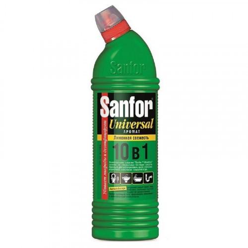 Средство чистящее универсальное Санфор универсал 750 мл отдушки в ассортименте