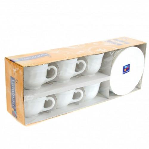 Сервиз чайный Luminarc Трианон 220 мл