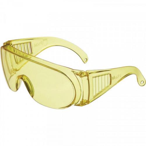 Очки защитные открытые универсальные Рим Р1 Люцерна желтые