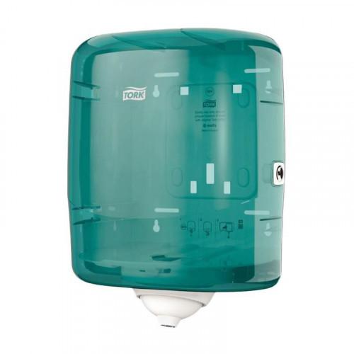 Держатель для полотенец TORK Reflex миди 473133 пласт.синий