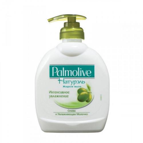 Жидкое мыло Palmolive Натурэль Олива 300 мл во флаконе с дозатором