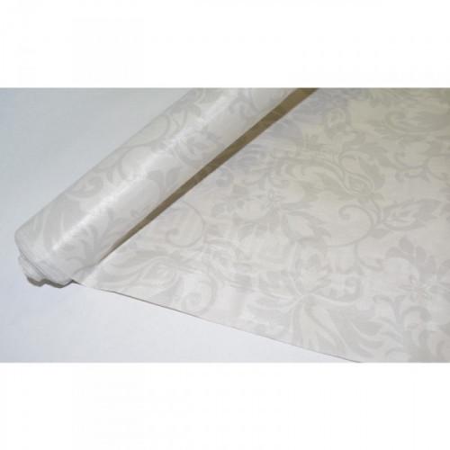 Скатерть Vitto Prestige в рулоне бумажная белая 120x700 см
