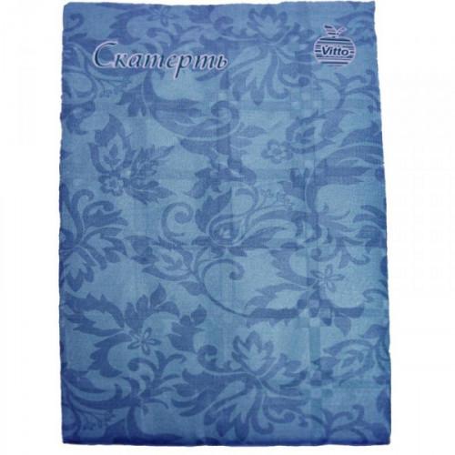 Скатерть Vitto Prestige бумажная синяя 120x180 см