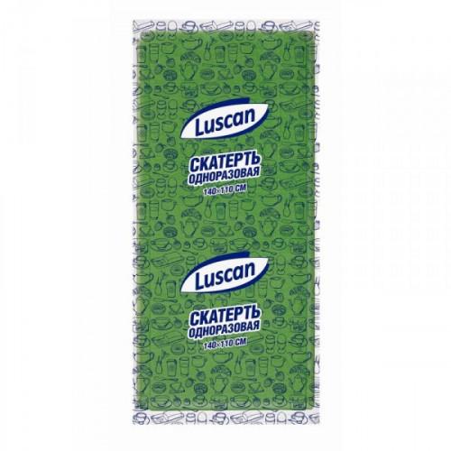 Скатерть Luscan спанбонд зеленая 110x140 см