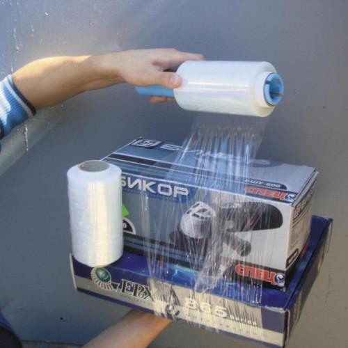 Диспенсер для минирулонов стрейч-пленки пластиковый