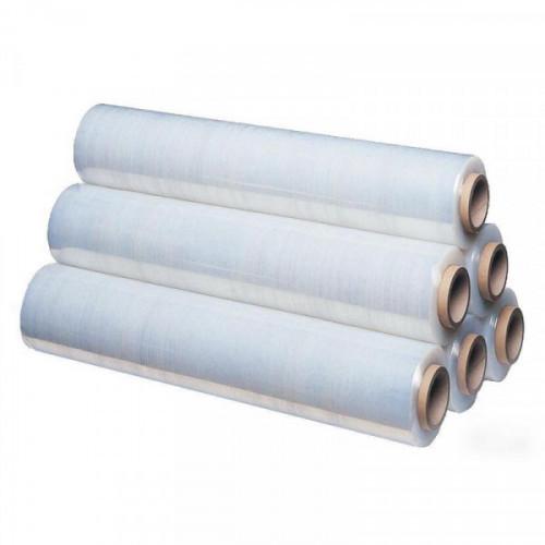 Стрейч-пленка для ручной упаковки 180% 17 мкм 50 смx255м 2кг нетто( 6шт/уп)