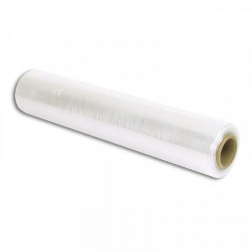 Стрейч-пленка для ручной упаковки 180% 17мкм 50смx320м 2,5кг нетто