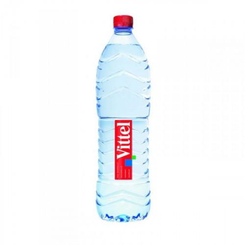 Вода минеральная Vittel негазированная 1.5 литра 6 штук в упаковке