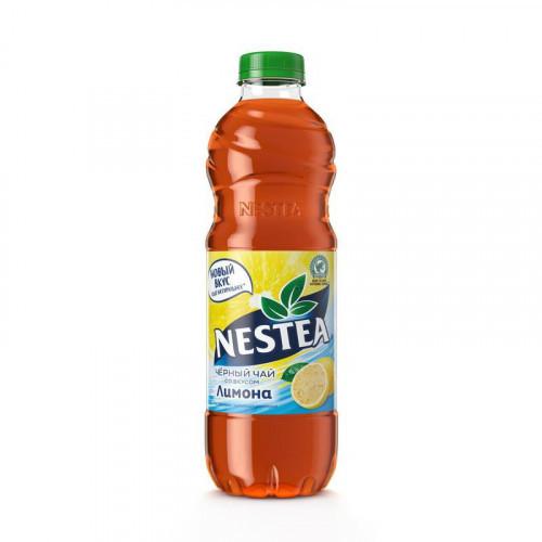 Чай холодный черный Nestea б/газ лимон ПЭТ 500 млx6