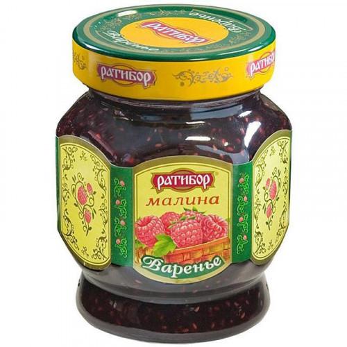 Варенье «Ратибор» малина 400 грамм