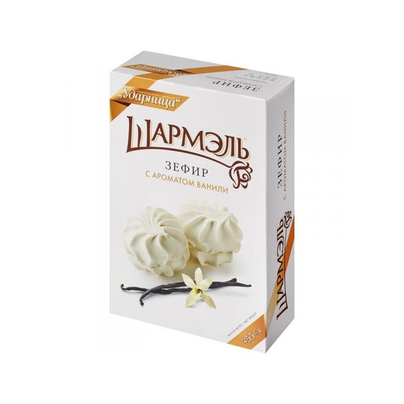 Зефир Шармэль Ванильный 255 грамм