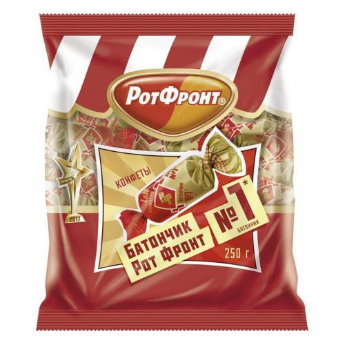 Конфеты шоколадные Батончик 250 грамм