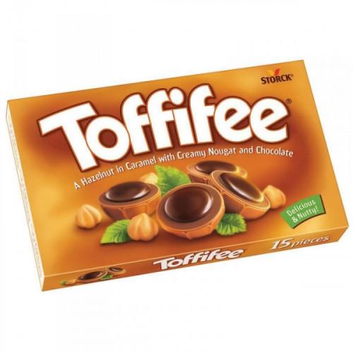 Конфеты шоколадные Toffifee 125 грамм