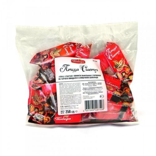 Конфеты шоколадные Птица счастья 250 грамм