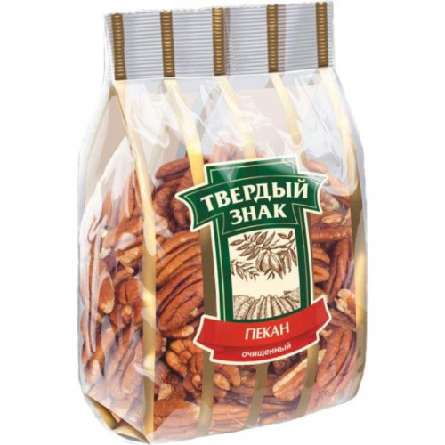 Орех пекан Твердый знак очищенный 100 грамм