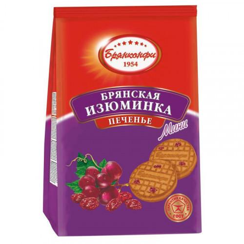 Печенье Брянская изюминка-мини 350 грамм