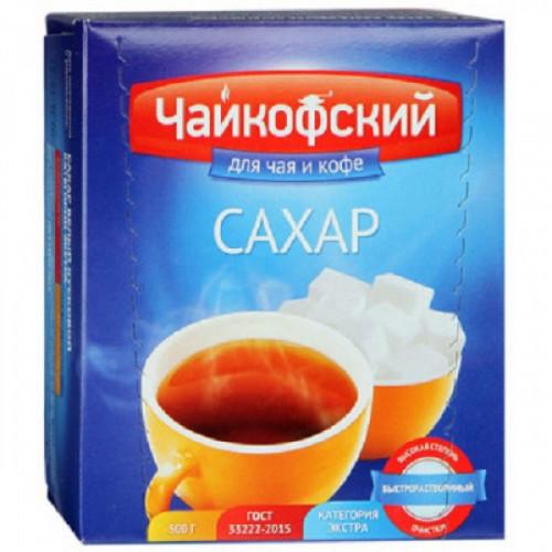 Сахар прессованный Чайкофский, 500 г