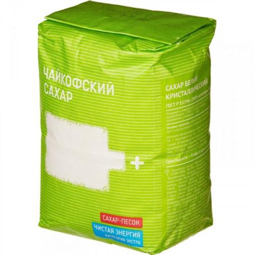 Сахарный песок Чайкофский 900 грамм