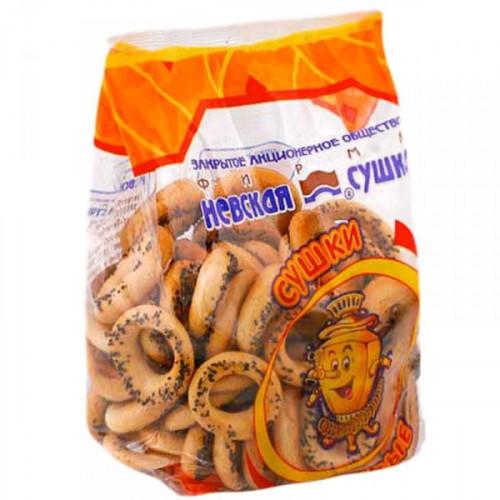 Сушки Невская сушка с маком 275 грамм