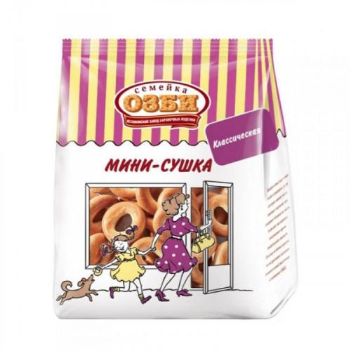 Мини-сушки Семейка Озби простые 150 грамм