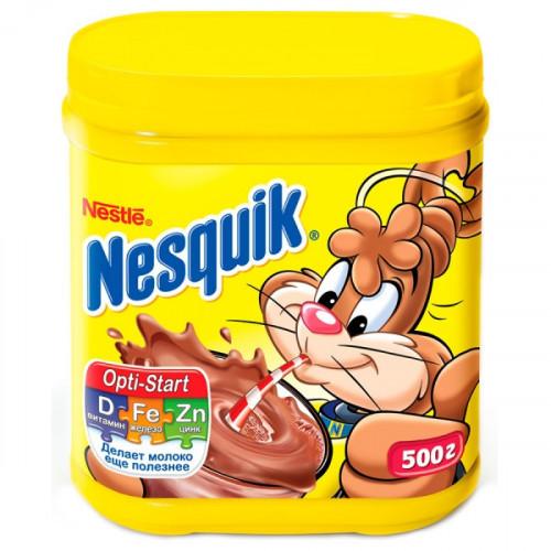 Какао-порошок Nesquik 500 грамм