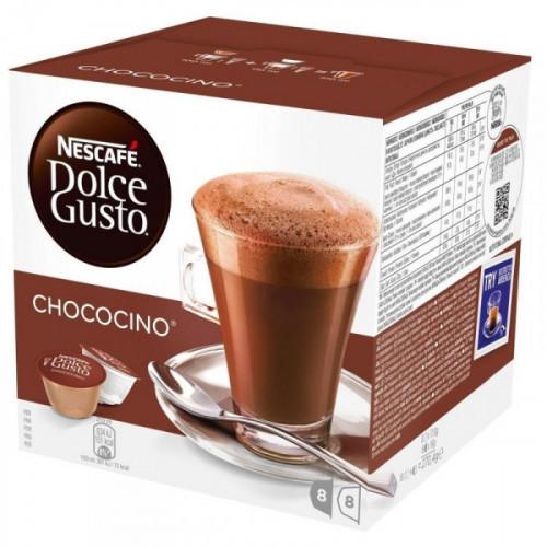 Капсулы для кофемашин Nescafe Dolce Gusto Чокочино 16 штук в упаковке