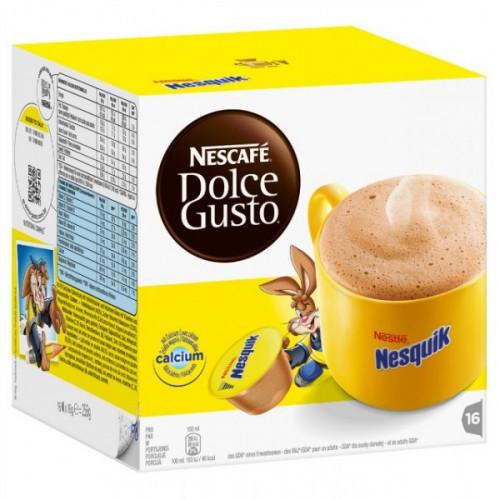 Капсулы для кофемашин Nesquik 16 штук в упаковке