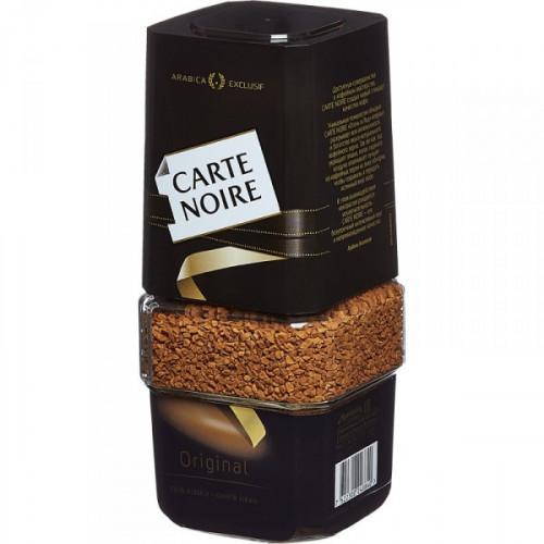 Кофе растворимый Carte Noire 95 г стекло