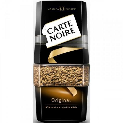 Кофе растворимый Carte Noire 190 г стекло