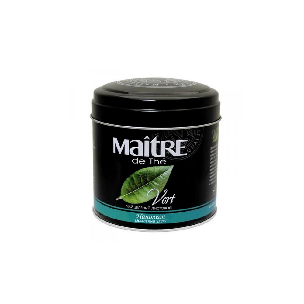 чай базилур зеленый молочный