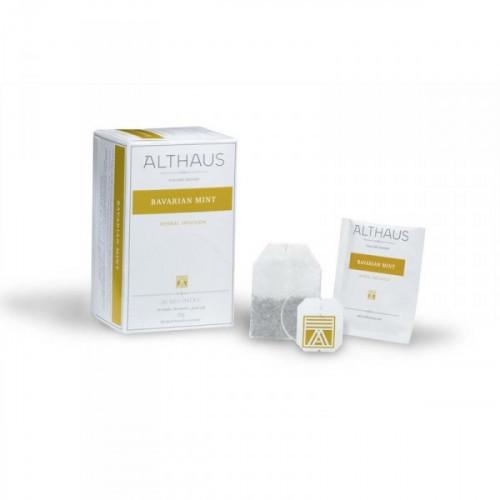 Чай Althaus Deli Packs Bavarian Mint 20 пакетиков