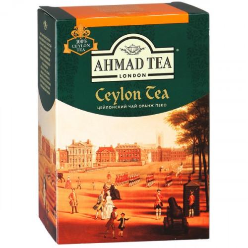 Чай Ahmad Ceylon Tea черный листовой 200 грамм