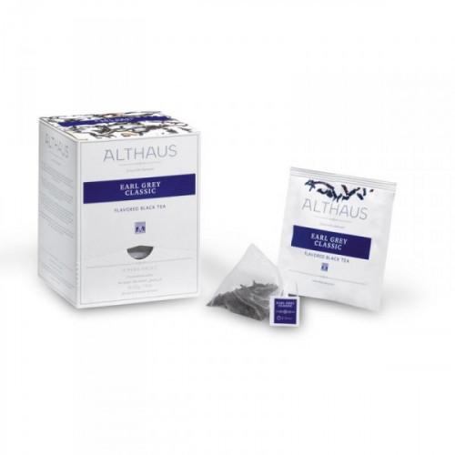 Чай Althaus Pira Packs Earl Grey Classic черный 15 пакетиков