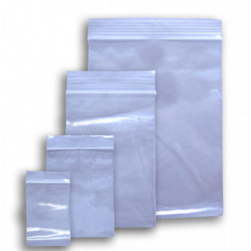 Пакет с замком Zip-Lock 8x12 см 40 мкм 100 штук в упаковке