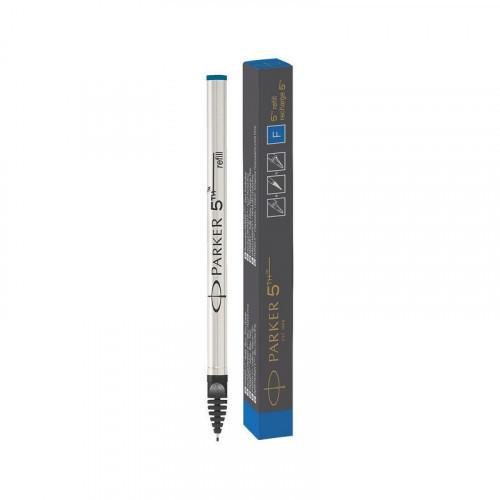 Стержень д/линера синий 110мм, линиия 0,5мм, d узла 0,7мм