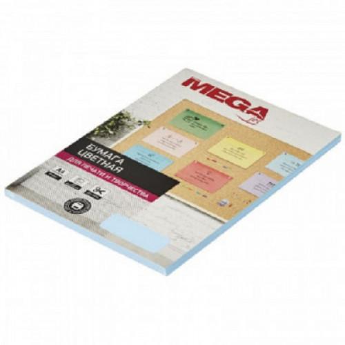 Бумага цветная Promega jet (голубая пастель) 80гр, А4, 50 листов