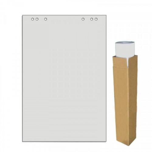 Блок бумаги для флипчартов Attache Economy ECO 650х980 20л55-60гр.5 бл/уп