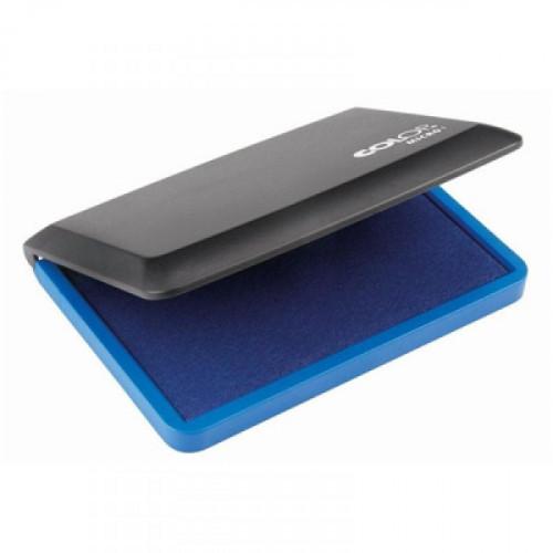 Подушка штемпельная настольная Micro 1 синяя 9х5 см  Colop