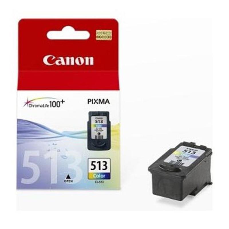 Картридж струйный Canon CL-513 2971B007 цветной оригинальный