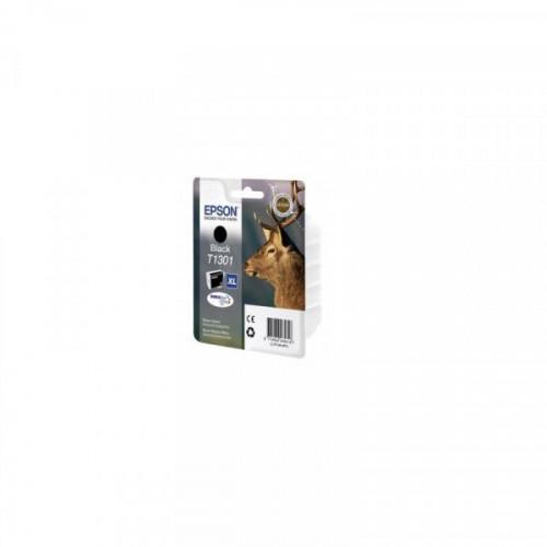 Картридж струйный Epson C13T13014012 черный повышенной емкости для WF-7015/7515