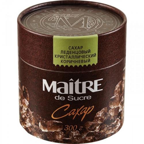 Сахар Maitre de Sucre леденцовый 300 грамм